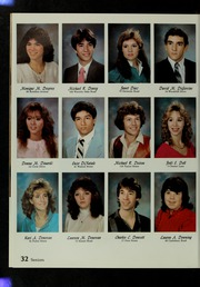 Page 36, 1986 Edition, Waltham High School - Mirror Yearbook (Waltham, MA) online yearbook collection