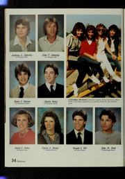 Page 38, 1986 Edition, Waltham High School - Mirror Yearbook (Waltham, MA) online yearbook collection