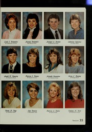 Page 39, 1986 Edition, Waltham High School - Mirror Yearbook (Waltham, MA) online yearbook collection