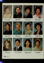 Page 42, 1986 Edition, Waltham High School - Mirror Yearbook (Waltham, MA) online yearbook collection