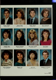 Page 65, 1986 Edition, Waltham High School - Mirror Yearbook (Waltham, MA) online yearbook collection