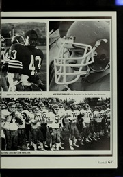 Page 71, 1986 Edition, Waltham High School - Mirror Yearbook (Waltham, MA) online yearbook collection