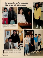 Page 10, 1987 Edition, Waltham High School - Mirror Yearbook (Waltham, MA) online yearbook collection