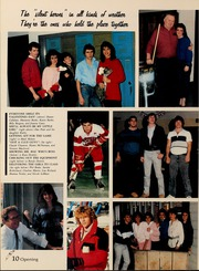 Page 14, 1987 Edition, Waltham High School - Mirror Yearbook (Waltham, MA) online yearbook collection