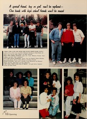 Page 16, 1987 Edition, Waltham High School - Mirror Yearbook (Waltham, MA) online yearbook collection