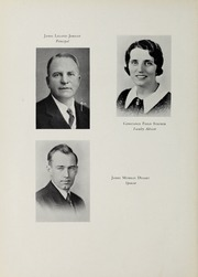 Page 12, 1936 Edition, Braintree High School - Wampatuck Yearbook (Braintree, MA) online yearbook collection