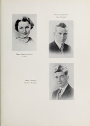 Page 13, 1936 Edition, Braintree High School - Wampatuck Yearbook (Braintree, MA) online yearbook collection