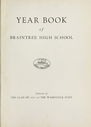 Page 5, 1936 Edition, Braintree High School - Wampatuck Yearbook (Braintree, MA) online yearbook collection