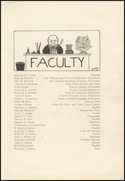 Page 13, 1929 Edition, Haverhill High School - Thinker Yearbook (Haverhill, MA) online yearbook collection