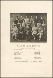 Page 16, 1929 Edition, Haverhill High School - Thinker Yearbook (Haverhill, MA) online yearbook collection