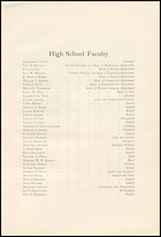 Page 13, 1930 Edition, Haverhill High School - Thinker Yearbook (Haverhill, MA) online yearbook collection