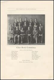 Page 15, 1930 Edition, Haverhill High School - Thinker Yearbook (Haverhill, MA) online yearbook collection