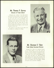 Page 17, 1953 Edition, Haverhill High School - Thinker Yearbook (Haverhill, MA) online yearbook collection