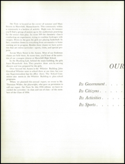 Page 10, 1956 Edition, Haverhill High School - Thinker Yearbook (Haverhill, MA) online yearbook collection
