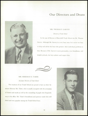Page 16, 1956 Edition, Haverhill High School - Thinker Yearbook (Haverhill, MA) online yearbook collection