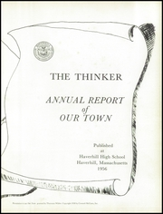 Page 7, 1956 Edition, Haverhill High School - Thinker Yearbook (Haverhill, MA) online yearbook collection