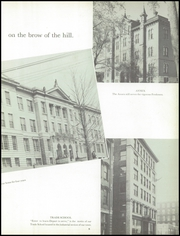 Page 9, 1956 Edition, Haverhill High School - Thinker Yearbook (Haverhill, MA) online yearbook collection