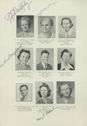 Page 12, 1947 Edition, Chelmsford High School - Yearbook (Chelmsford, MA) online yearbook collection