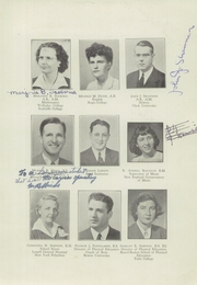 Page 13, 1947 Edition, Chelmsford High School - Yearbook (Chelmsford, MA) online yearbook collection