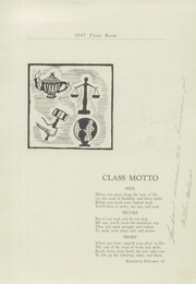 Page 5, 1947 Edition, Chelmsford High School - Yearbook (Chelmsford, MA) online yearbook collection
