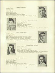 Page 13, 1944 Edition, Lawrence High School - Blue and White Yearbook (Lawrence, MA) online yearbook collection