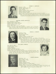 Page 16, 1944 Edition, Lawrence High School - Blue and White Yearbook (Lawrence, MA) online yearbook collection