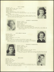 Page 17, 1944 Edition, Lawrence High School - Blue and White Yearbook (Lawrence, MA) online yearbook collection