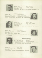 Page 38, 1945 Edition, Lawrence High School - Blue and White Yearbook (Lawrence, MA) online yearbook collection