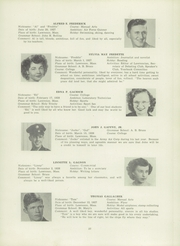 Page 41, 1945 Edition, Lawrence High School - Blue and White Yearbook (Lawrence, MA) online yearbook collection