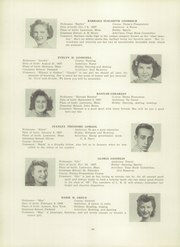 Page 44, 1945 Edition, Lawrence High School - Blue and White Yearbook (Lawrence, MA) online yearbook collection