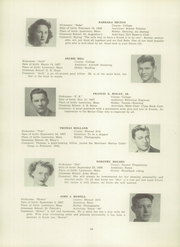 Page 48, 1945 Edition, Lawrence High School - Blue and White Yearbook (Lawrence, MA) online yearbook collection