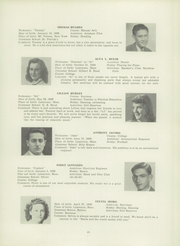 Page 49, 1945 Edition, Lawrence High School - Blue and White Yearbook (Lawrence, MA) online yearbook collection