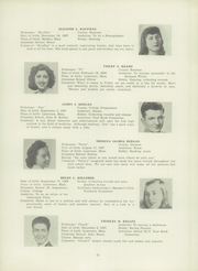 Page 51, 1945 Edition, Lawrence High School - Blue and White Yearbook (Lawrence, MA) online yearbook collection