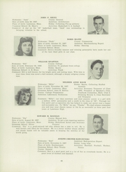 Page 53, 1945 Edition, Lawrence High School - Blue and White Yearbook (Lawrence, MA) online yearbook collection