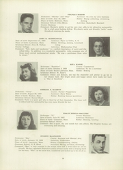 Lawrence High School - Blue and White Yearbook (Lawrence, MA) online yearbook collection, 1945 Edition, Page 60