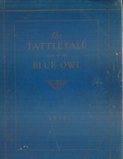 Page 1, 1934 Edition, Attleboro High School - Tattletale Yearbook (Attleboro, MA) online yearbook collection