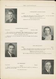 Page 12, 1934 Edition, Attleboro High School - Tattletale Yearbook (Attleboro, MA) online yearbook collection