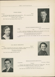 Page 13, 1934 Edition, Attleboro High School - Tattletale Yearbook (Attleboro, MA) online yearbook collection