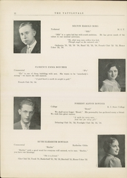Page 14, 1934 Edition, Attleboro High School - Tattletale Yearbook (Attleboro, MA) online yearbook collection