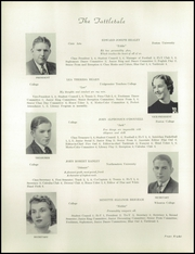 Page 12, 1939 Edition, Attleboro High School - Tattletale Yearbook (Attleboro, MA) online yearbook collection