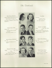 Page 14, 1939 Edition, Attleboro High School - Tattletale Yearbook (Attleboro, MA) online yearbook collection