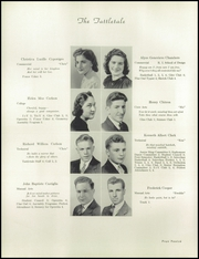 Page 16, 1939 Edition, Attleboro High School - Tattletale Yearbook (Attleboro, MA) online yearbook collection