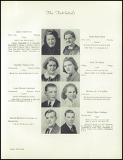 Page 17, 1939 Edition, Attleboro High School - Tattletale Yearbook (Attleboro, MA) online yearbook collection