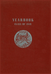 1949 Edition, Lynn English High School - Yearbook (Lynn, MA)
