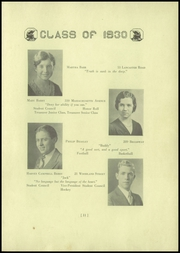Page 17, 1930 Edition, Arlington High School - Yearbook (Arlington, MA) online yearbook collection