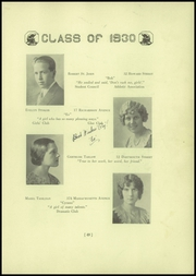 Page 55, 1930 Edition, Arlington High School - Yearbook (Arlington, MA) online yearbook collection