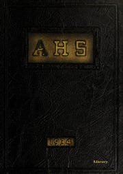 Arlington High School - Indian Yearbook (Arlington, MA) online yearbook collection, 1934 Edition, Page 1