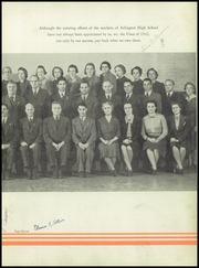 Page 11, 1942 Edition, Arlington High School - Yearbook (Arlington, MA) online yearbook collection