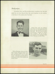 Page 8, 1942 Edition, Arlington High School - Yearbook (Arlington, MA) online yearbook collection