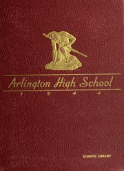 Arlington High School - Indian Yearbook (Arlington, MA) online yearbook collection, 1944 Edition, Page 1